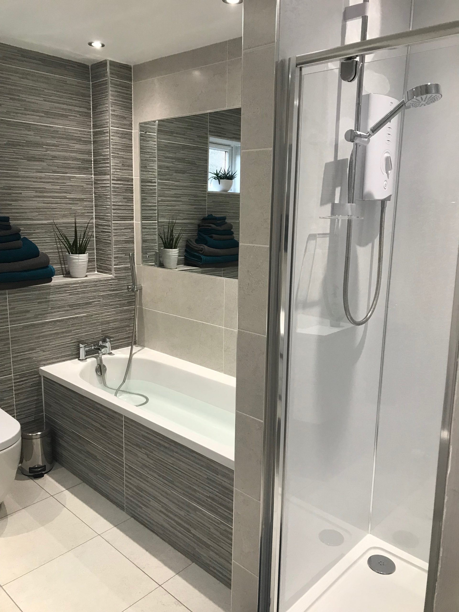 modern fife bathroom